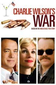Charlie Wilson's War Review Cover
