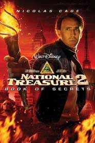 National Treasure: Book of Secrets Review Cover