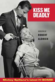 Kiss Me Deadly Review Cover