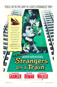 Strangers On a Train Review Cover