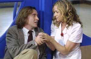 Steve Coogan as Dana Marschz and Elizabeth Shue as Elizabeth Shue.