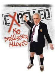 Expelled: No Intelligence Allowed Review Cover