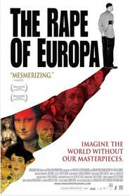 The Rape of Europa Review Cover