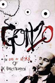Gonzo: The Life and Work of Dr. Hunter S. Thompson Review Cover