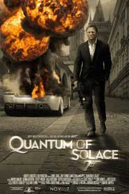 Quantum of Solace Review Cover