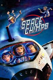 Space Chimps Review Cover
