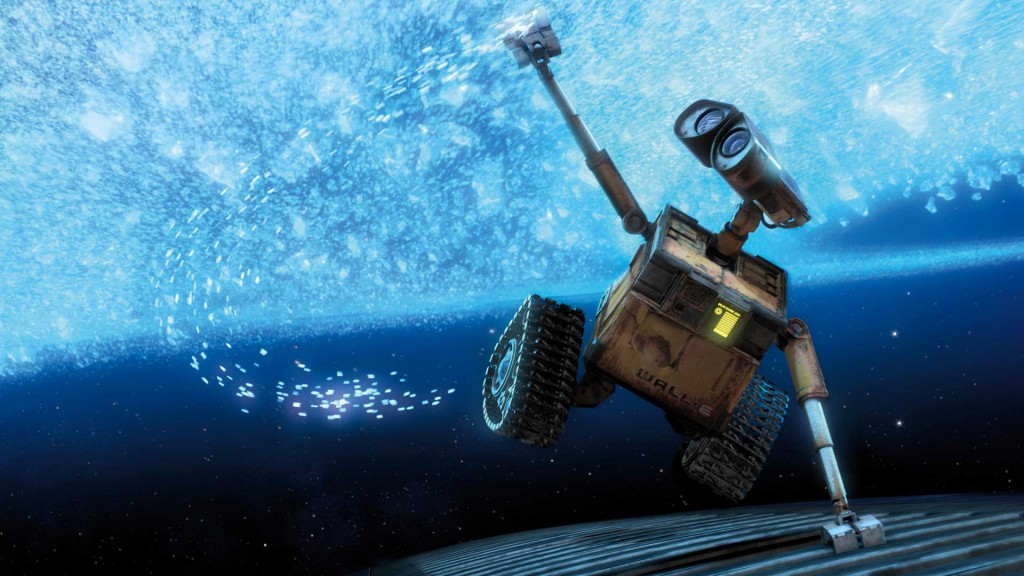 Wall E in space.