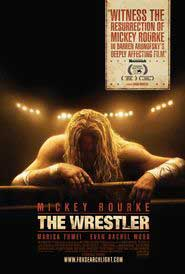 The Wrestler Review Cover