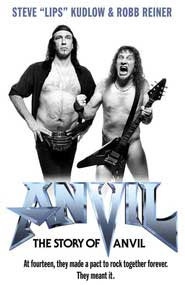Anvil!: The Story of Anvil Review Cover
