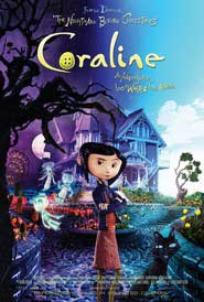 Coraline Review Cover
