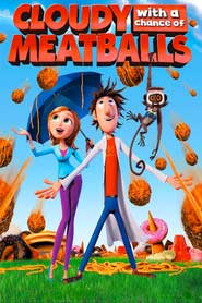 Cloudy with a Chance of Meatballs Review Cover