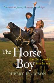 The Horse Boy Review Cover