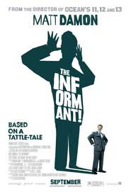The Informant! Review Cover