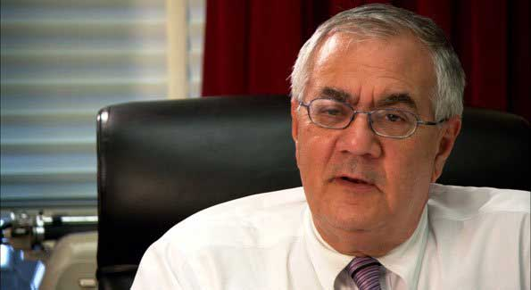 Barney Frank, being at least as gay as Charlie Crist