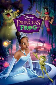 The Princess and the Frog Review Cover
